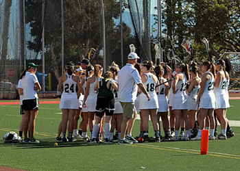 Last year's team competing at The Santa Barbara Shootout