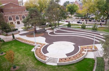 Urban Planning And Landscape Architecture Building Msu