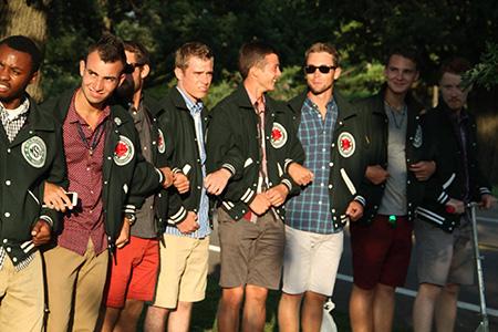 SMB Band Jacket Drumline