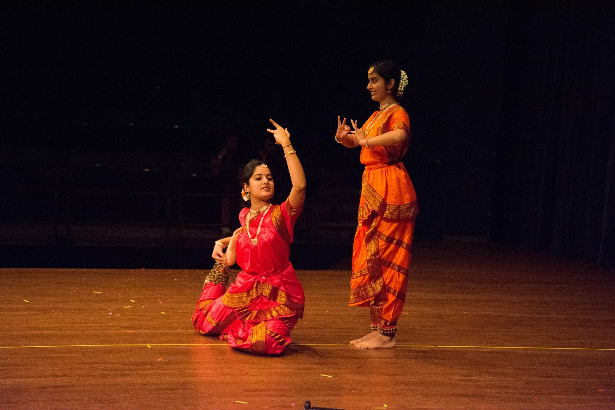 Bharatanatyam is one of the most popular and widely practiced and ancient classical dance styles of India.