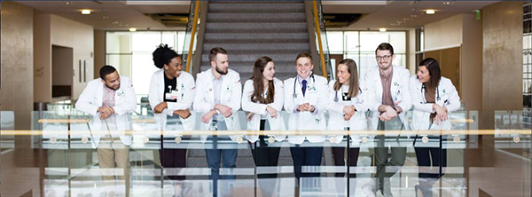 You can support students like these as they begin their med school career
