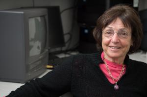 Dr. Susan Gass, longtime faculty member