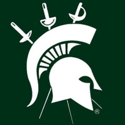 MSU Fencing Club Logo