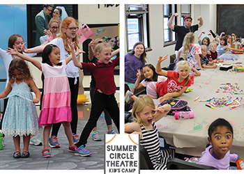 Summer Circle Theatre Free Kids Camp