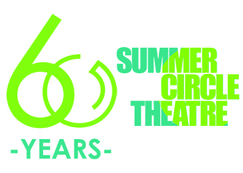 Summer Circle Theatre 60 Years Logo