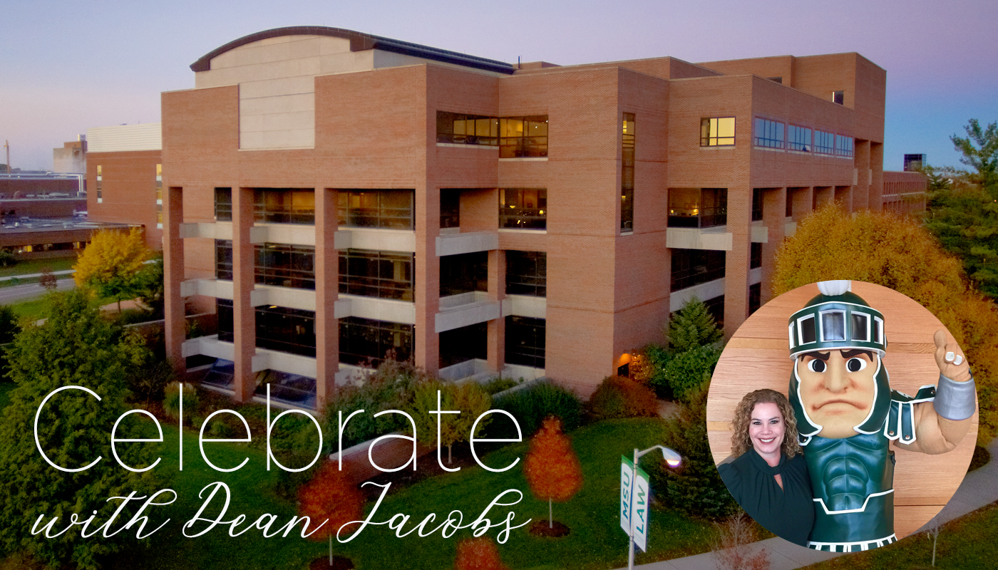 Celebrate with Dean Jacobs