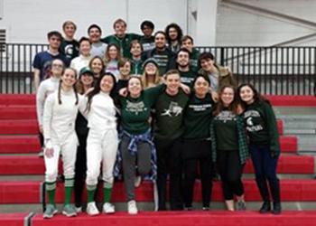 MSU Fencing Club photo