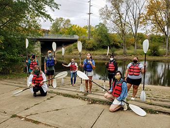 CRC Kayaking Trip