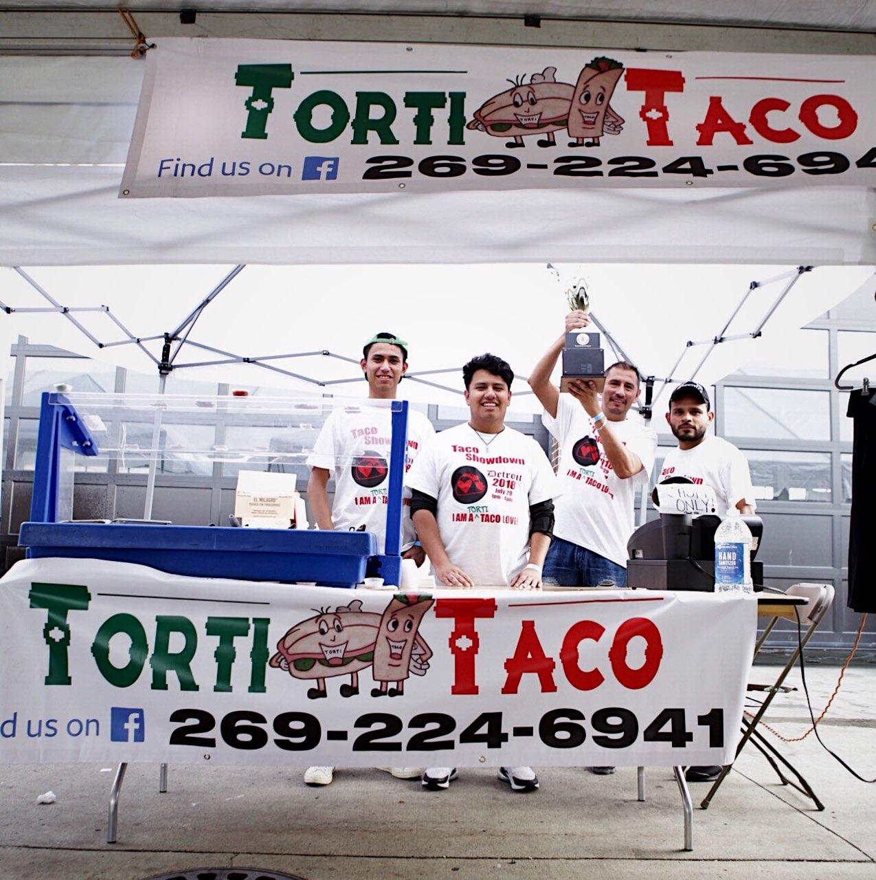 Torti Taco Crew