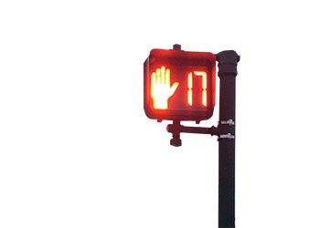 a traffic signal