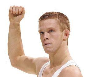 Nick Simmons, MSU Wrestler from 2001-2006