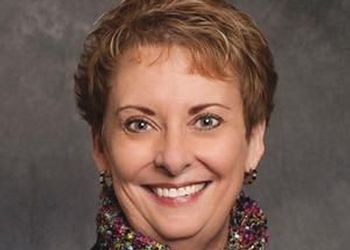 Marti K.S. Heil appointed vice president of University Advancement.