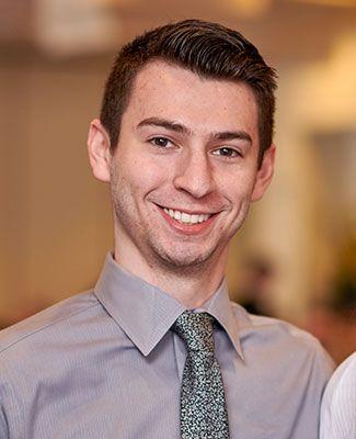 Zach Collen portrait