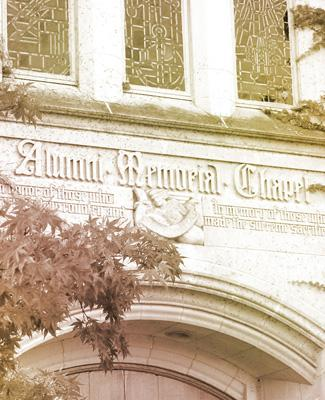 MSU Alumni Chapel