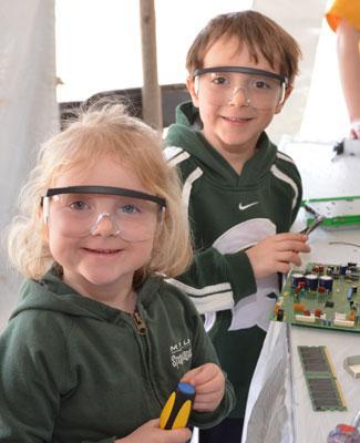 STEM Success Begins Early