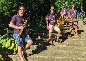 Group 2 Saxophone Quartet