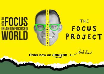 Focus Project book art
