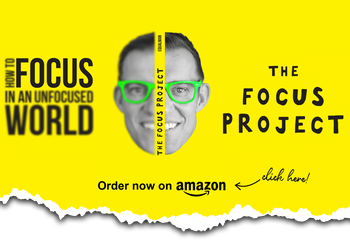 Focus Project book art