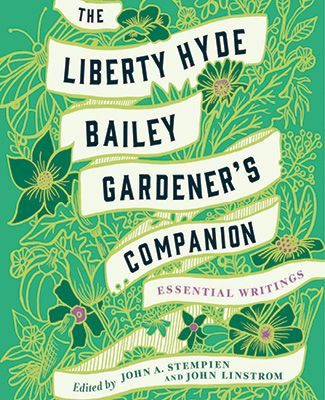 Liberty Hyde Bailey Book