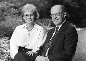 historical photo of peter and joanne mcpherson