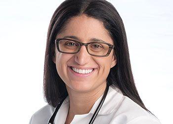 dr. mona portrait