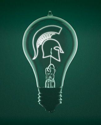 Spartan Lightbulb