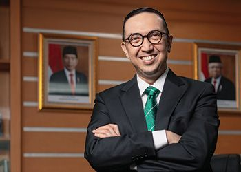 Iwan Syahril, Indonesia's director general of teachers and education personnel