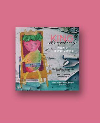 King Mangoberry Album artwork