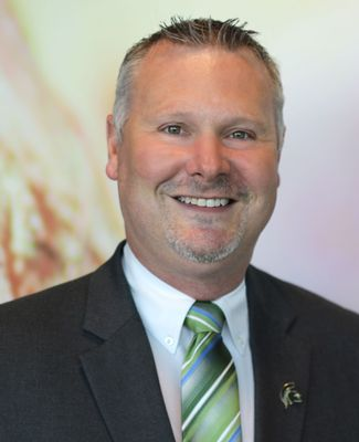 Nick McLaren - Executive Director, MSU Alumni Office