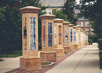 MSU's Benefactors Plaza