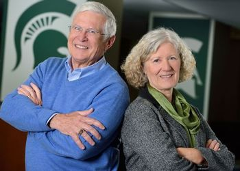 Mark and Sandy Ehlert