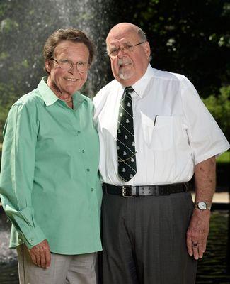Professors Richard and Renate Snider
