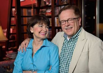 Bill and Linda Trevarthen