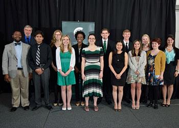 MSU's Dean's Research Scholars