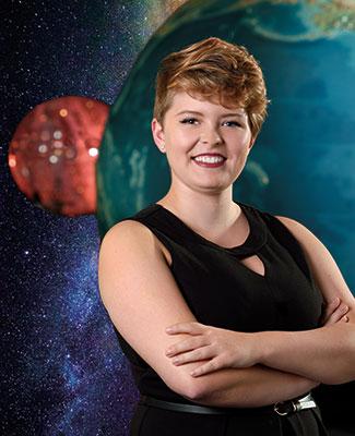 Sara Denbo, Dean's Research Scholar