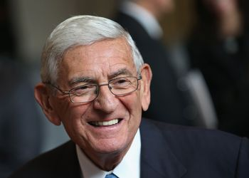 Eli Broad, Getty Images Copyright, Editorial Use Only