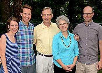 the wadland family