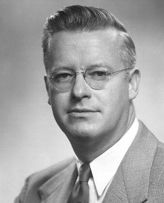Arthur T. Wilcox MSU faculty photo