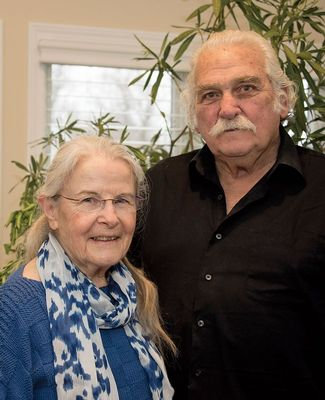 Bill and Yvonne Lockwood