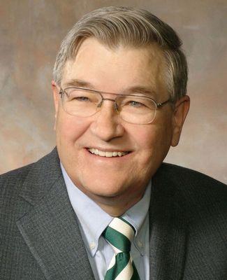 James Billman formal portrait