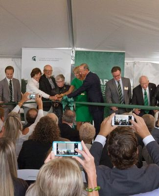 Grand Rapids Research Center opens