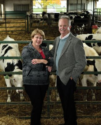Jim and Janet Ireland