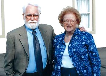 Thomas and Peggy Adams