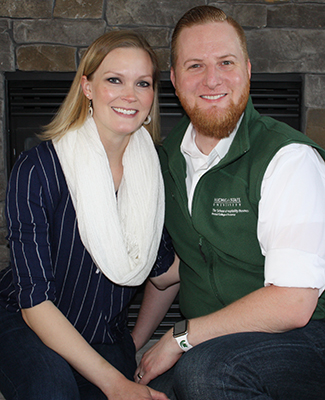 matthew anderson and his wife
