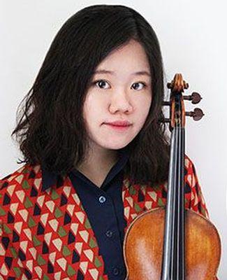 Namjoo Oh, recipient of the Romeo Tata Fellowship at MSU