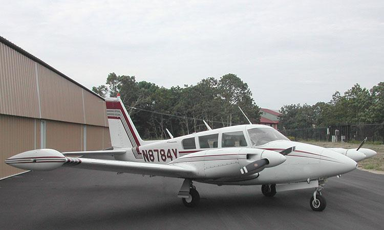 Fishbeck's plane