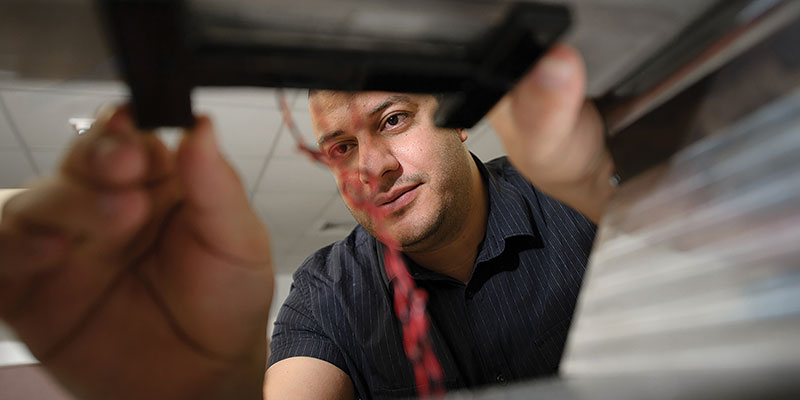 nizar lajnef works on sensors