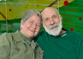Barbara Sawyer-Koch and Don Koch
