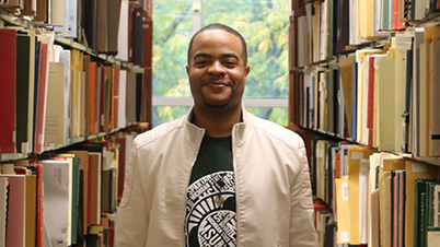 "Photo of Alumnus William ""The Poet"" Langford"