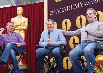 Bill Mechanic on Oscar panel